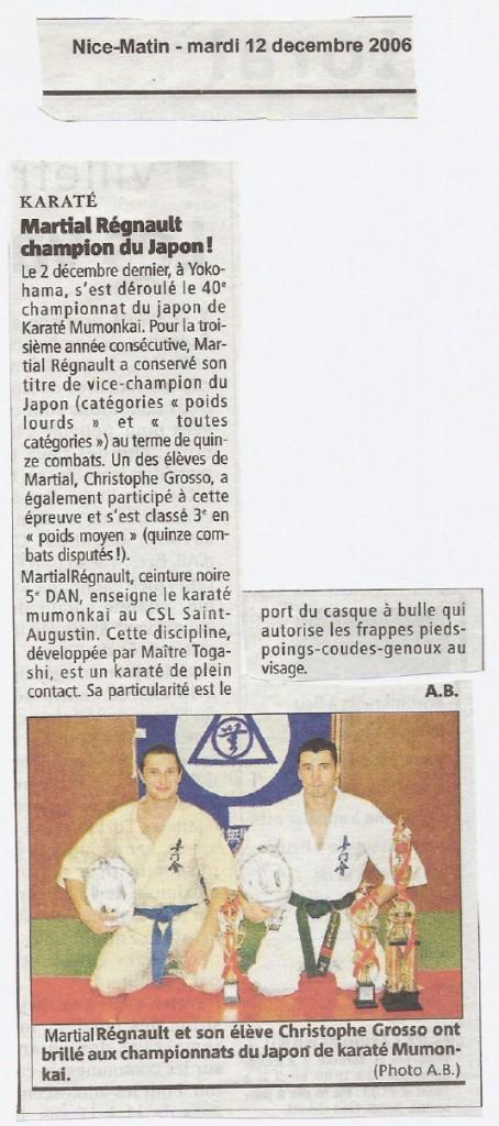 championnat2006